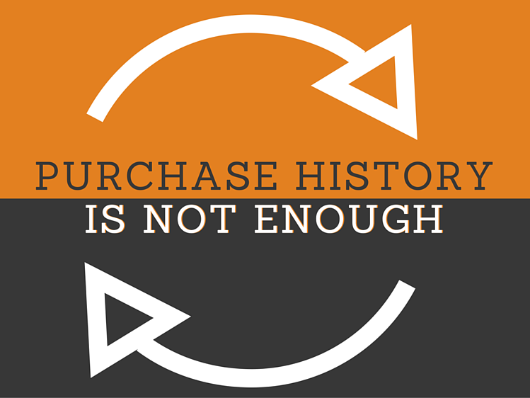 Purchase History Isn't Enough to Build Modern Prospecting Lists
