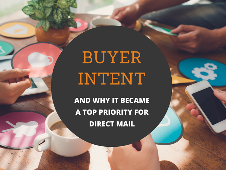 Buyer Intent and Why It Became a Top Priority for DIrect Mail