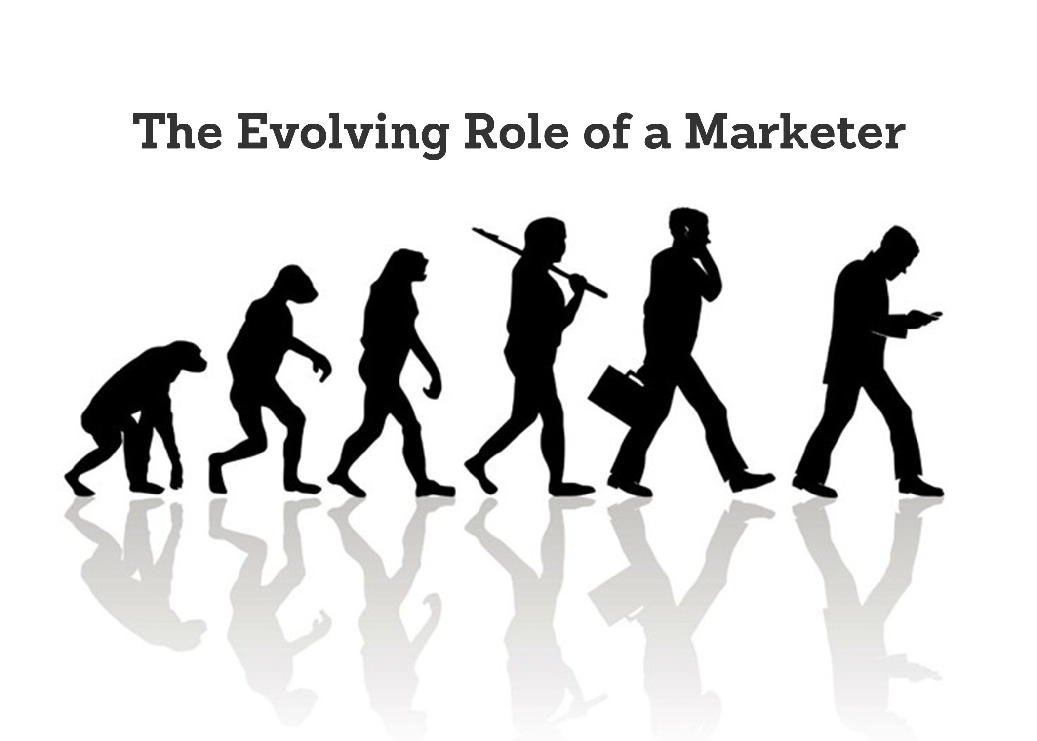 Evolving Role of Marketer-1