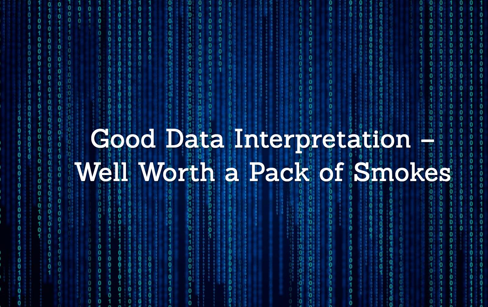 Good Data Interpretation-1