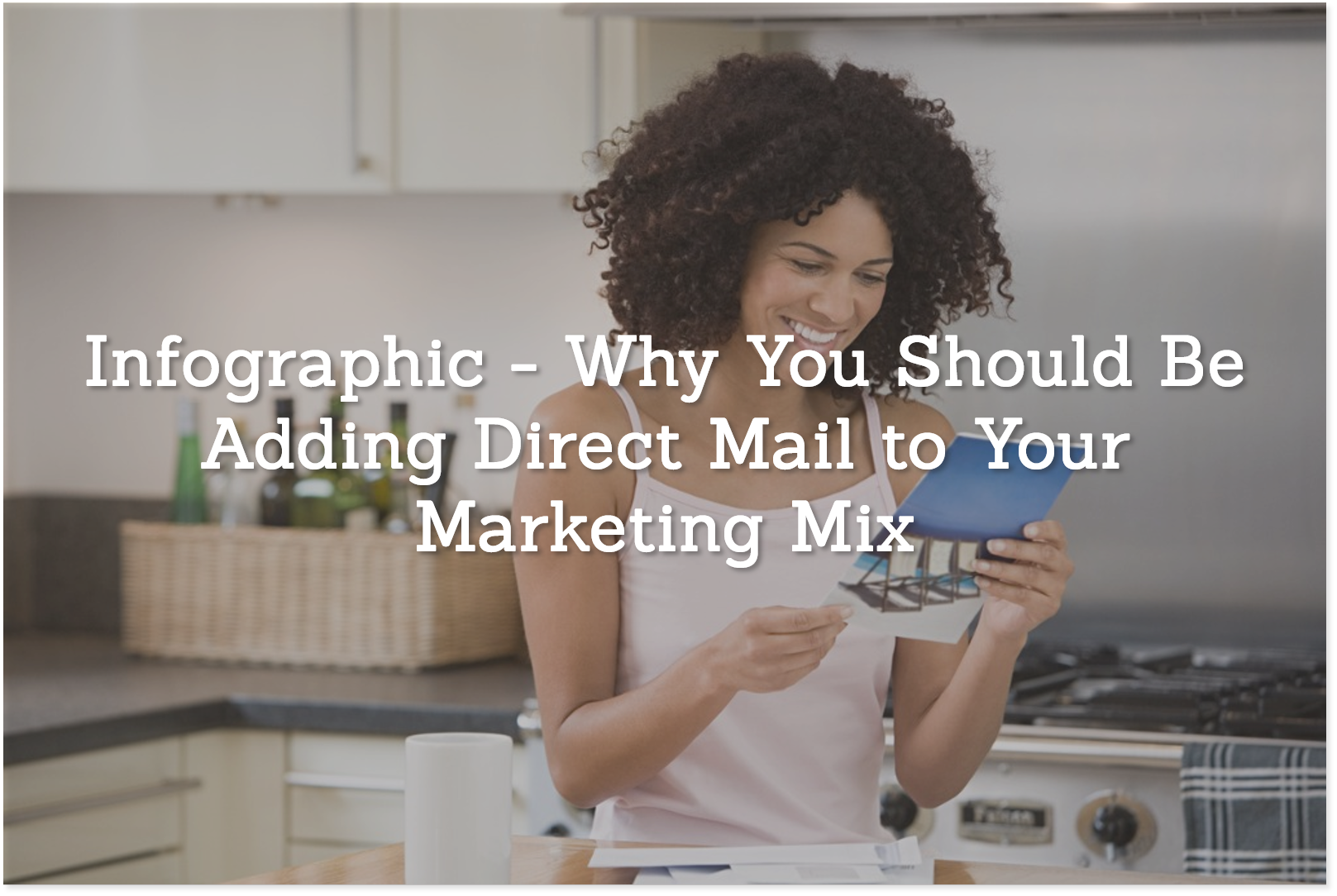 Infographic- DM to Marketing Mix