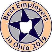 Ohio 2019 Winner logo