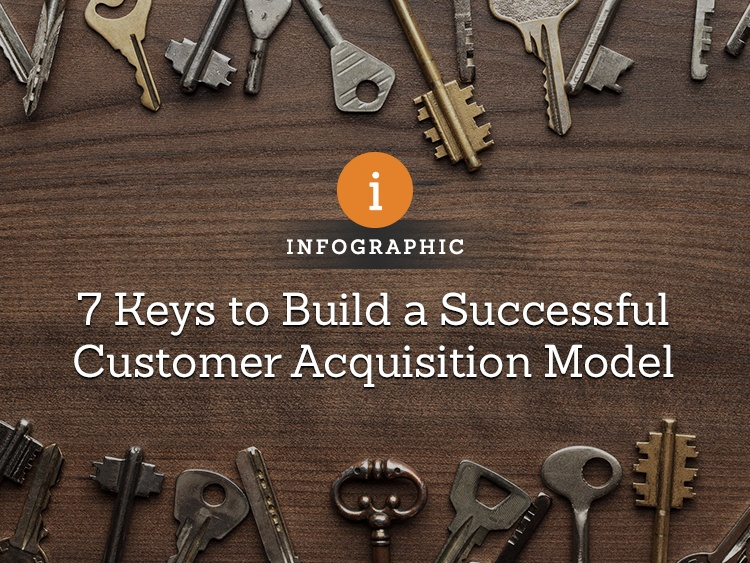 Infographic — 7 Keys to Build a Successful Customer Acquisition Strategy