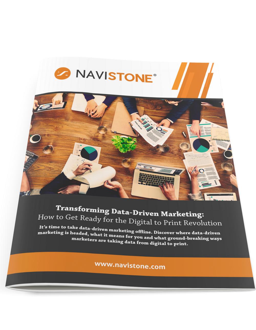 Data-Driven Marketing eBook