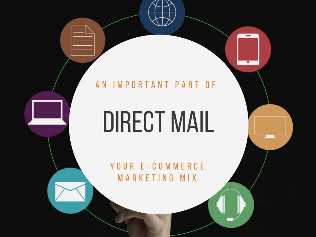 Make Direct Mail and Important Part of Your E-commerce Marketing