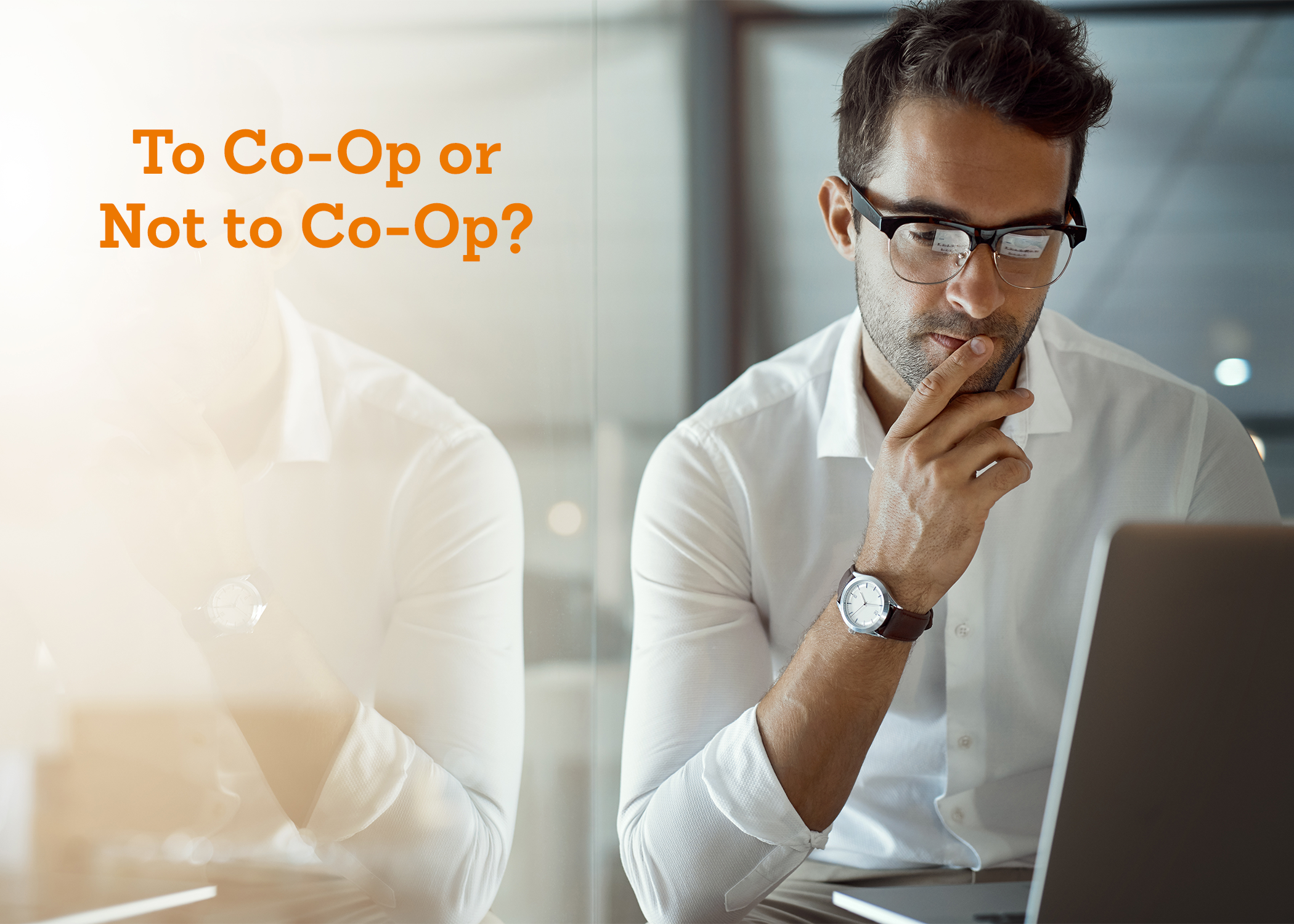 To Co-Op or Not to Co-Op?