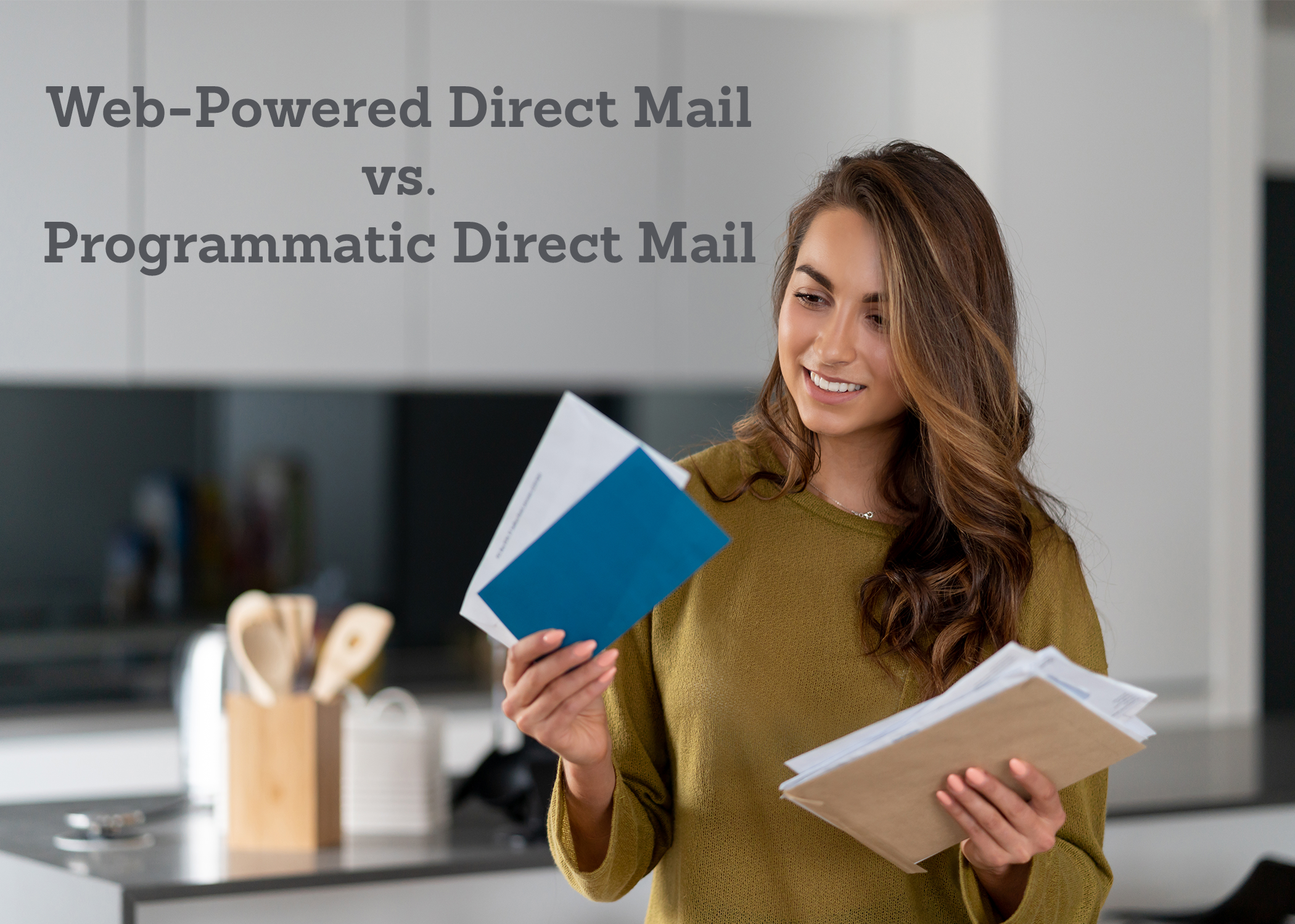 Web-Powered Direct Mail vs. Programmatic Direct Mail